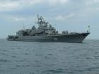 Пограничный сторожевой корабль «Гетьман Сагайдачный», проект 1135.1 сдача 1991 г.