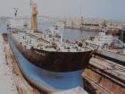 Танкер Кривбасс», проект 1511. Cдача апрель 1979 г