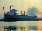 Танкер «Советская Нефть», проект 1511. Cдача сентябрь 1980 г