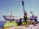 Танкер «Победа», проект 12990. Cдача ноябрь 1981 г.