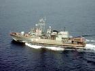 Пограничный сторожевой корабль «Менжинский», проект 1135.1 сдача декабрь 1982 г.